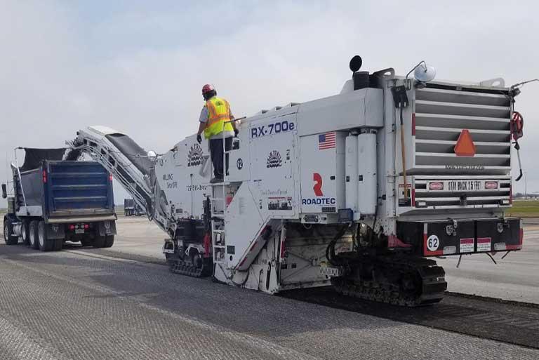 Turtle Infrastructure Partners TIP FL asphalt milling services
