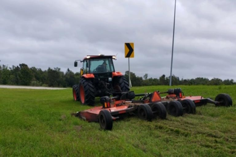 Turtle Infrastructure Partners TIP FL highway mowing services