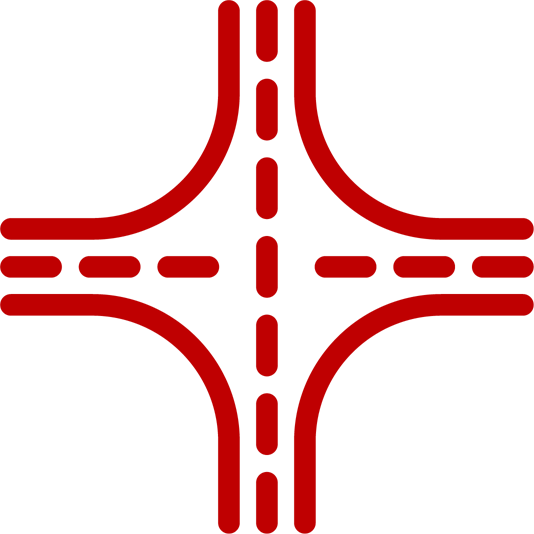 TIP FL highway signage services icon